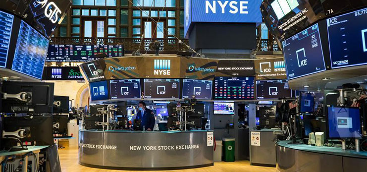 New York Stock Exchange partially reopens as U.S. COVID-19 deaths near 100,000