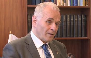 Innovation cooperation between Israel, China has bright prospect: university president