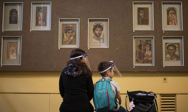 Pushkin State Museum of Fine Arts in Moscow reopens