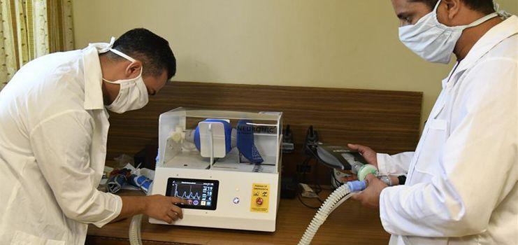 Feature: Cuban talents pool wisdom to develop ventilators amid COVID-19 outbreak
