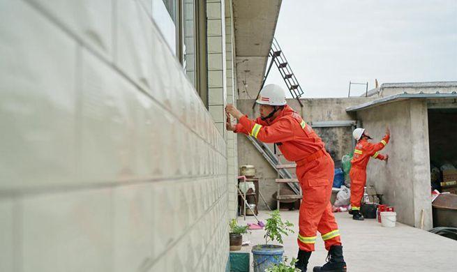 5.1-magnitude quake hits north China, no casualties reported