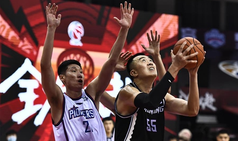 CBA: Tianjin Pioneers vs. Liaoning Flying Leopards