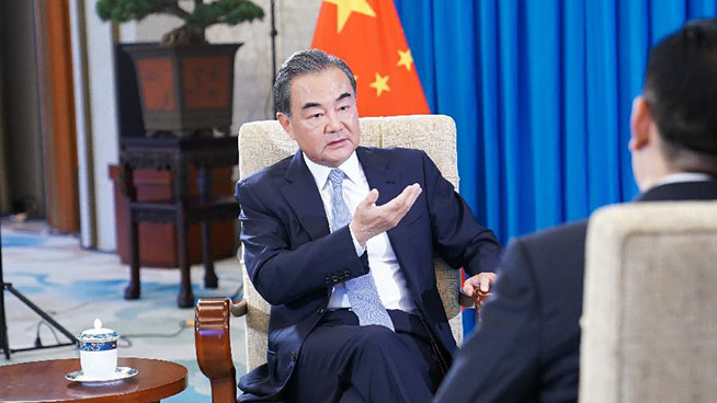 Instigation for confrontation, division rebuked by people: Wang Yi