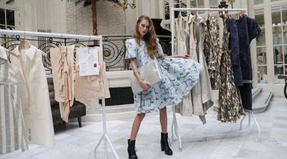London Fashion Week: Paul Costelloe creations
