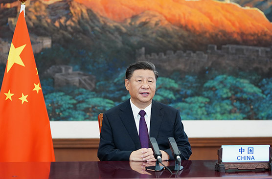 Xi Jinping addresses high-level meeting to commemorate 75th anniversary of UN