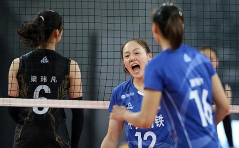 2020 Chinese Women's Volleyball Championship: Jiangsu vs. Fujian