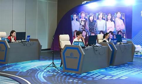 Third edition of Wu Qingyuan Cup Women's Go Tournament held in Fuzhou