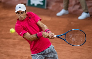 Highlights of French Open tennis tournament 2020