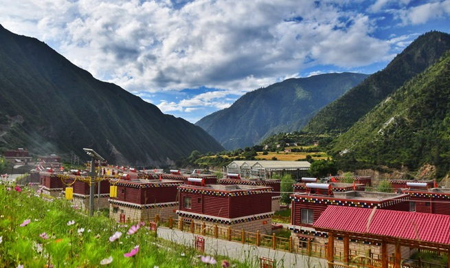 Xinhua Headlines: 70 years on, China's Garze Tibetan prefecture sings empowerment anthem of development