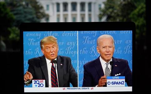 Trump, Biden clash in fiery U.S. presidential debate