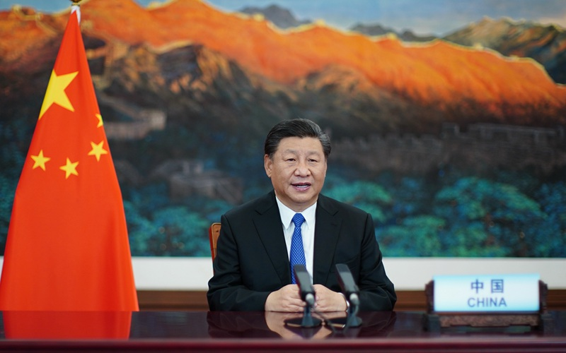 Xi Focus: Xi raises 4 proposals to advance women's rights, interests