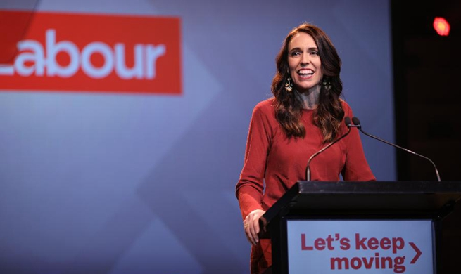 New Zealand ruling Labor Party wins landslide victory: preliminary results