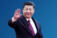 Chinese President Xi Jinping attends major multilateral diplomatic events