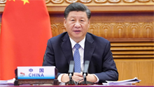"Xi Focus: Xi proposes pandemic ""firewall,"" free trade for world economic recovery"