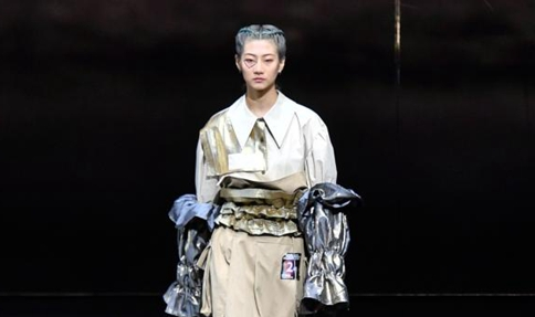 Fashion design competition held in Hangzhou