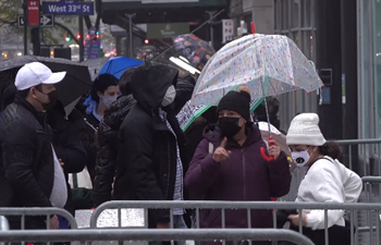 U.S. COVID-19 pandemic gets worse with approaching holiday season