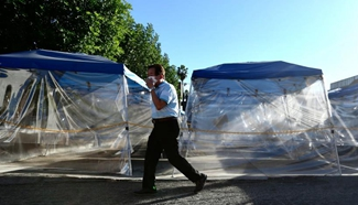 New stay-at-home order takes effect in Los Angeles as COVID-19 cases exceed 400,000