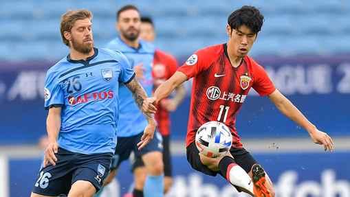 AFC Champions League: Shanghai SIPG FC vs. Sydney FC