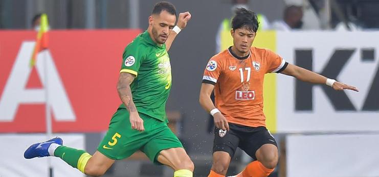 Hyundai defeats Shenhua, Chiangrai holds Guoan in AFC Champions League