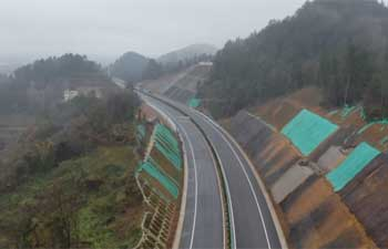 Expressway mileage in SW China's Guizhou to reach 7,600 km by year-end