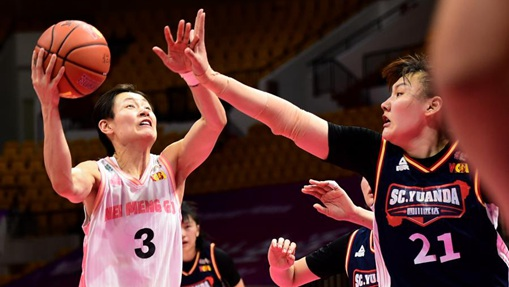 Inner Mongolia routs Sichuan to enter WCBA final