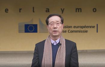 2020 & 2021: In eyes of Xinhua bureau leaders   Europe
