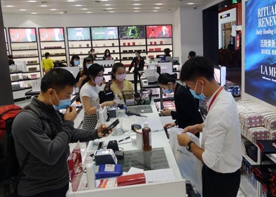 China's Hainan opens 3 offshore duty-free shops