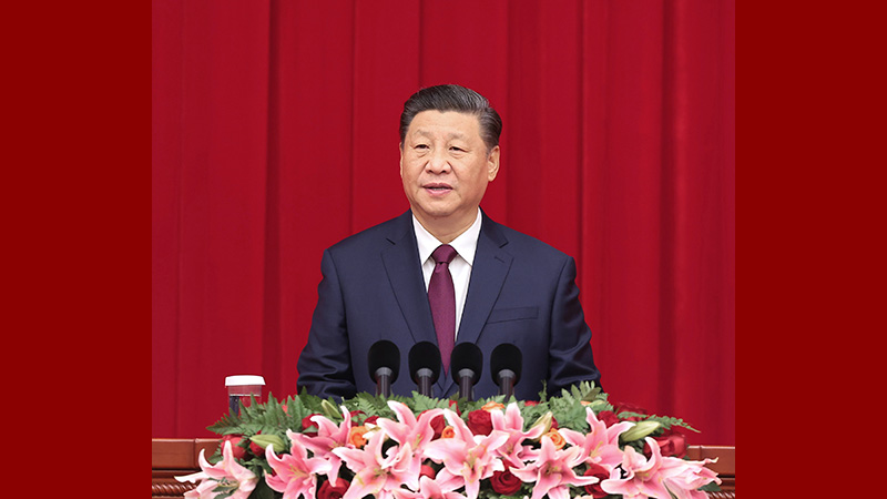 Xi addresses New Year gathering of CPPCC National Committee