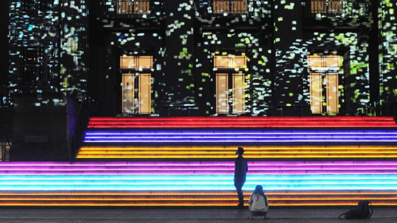 Light to Night Festival to be held at Singapore's Civic District