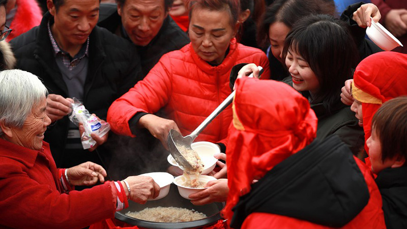 Here comes Laba, what does it mean for Chinese?