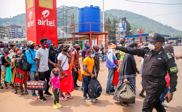 Rwanda's capital back to lockdown due to surge in COVID-19 cases