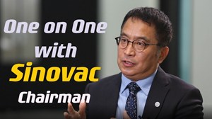 GLOBALink | Sinovac vaccine will protect more people around the world: company chairman