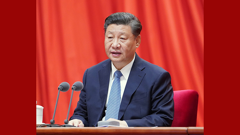 Xi stresses strict Party governance for 14th Five-Year Plan period