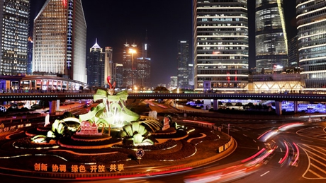 Shanghai attracts more foreign investment in 2020
