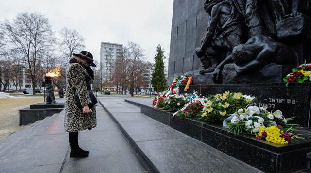 Poland commemorates Int'l Holocaust Remembrance Day amid pandemic