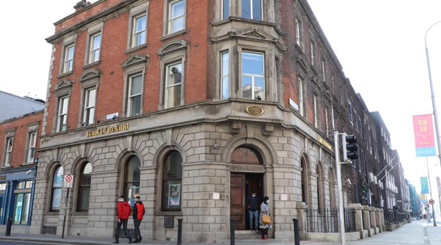 Bank of Ireland to close 103 branches starting from September