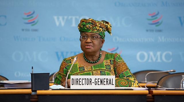 Nigeria's Okonjo-Iweala takes over as WTO chief