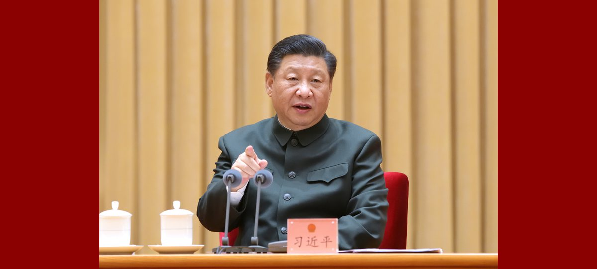 Xi calls for good start in strengthening military, national defense in 2021-2025