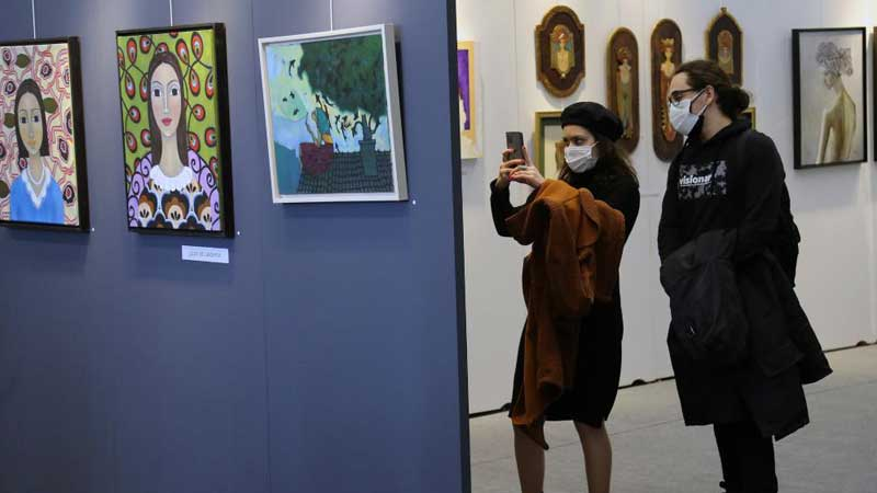International contemporary art fair held in Ankara