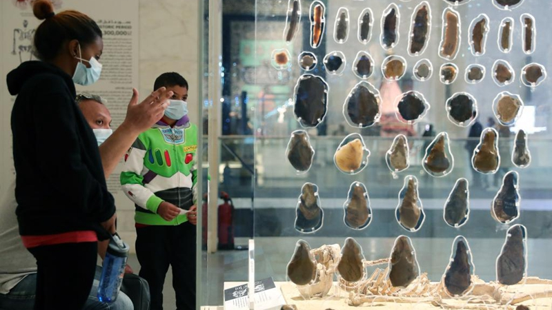 New museum in Cairo narrates Egyptian civilization from prehistoric times to modern age