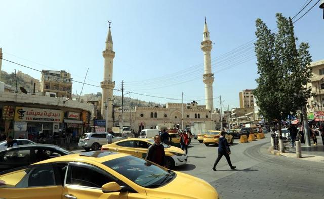 "Jordan says foils ""malicious plot"" to destabilize country"