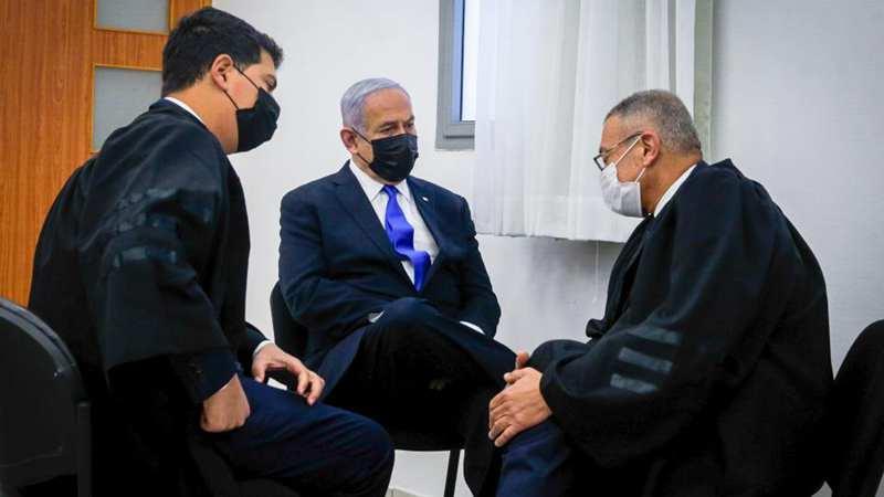 Israeli PM Netanyahu's corruption trial resumes