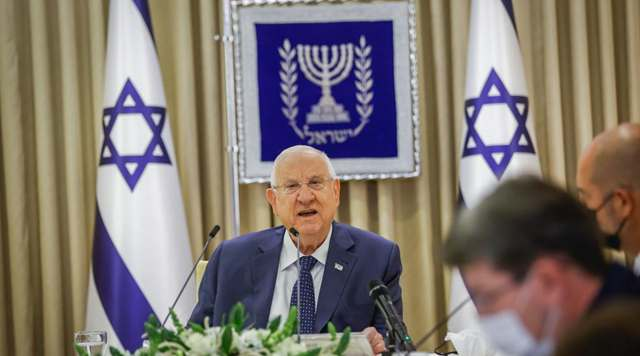 Israeli President hold talks to recommend next PM after inconclusive elections