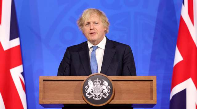 UK PM confirms further lockdown easing in England from April 12