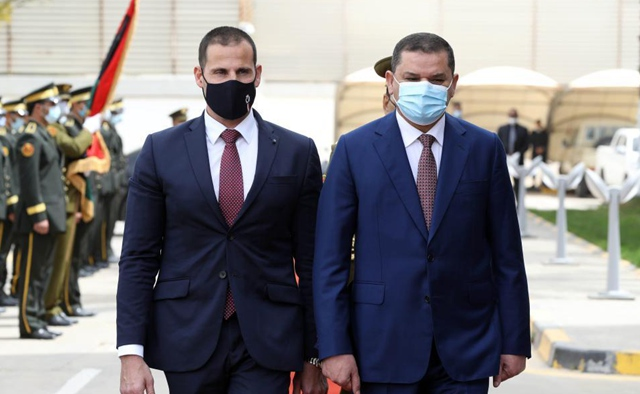 Libyan, Maltese PMs discuss mutual cooperation