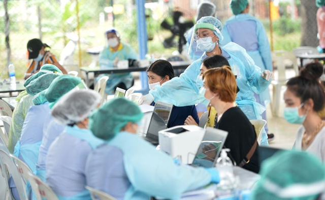 Thailand reports 334 new COVID-19 infections