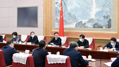 Chinese vice premier stresses importance of national afforestation