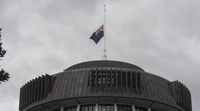 New Zealand PM expresses condolences over death of Britain's Prince Philip