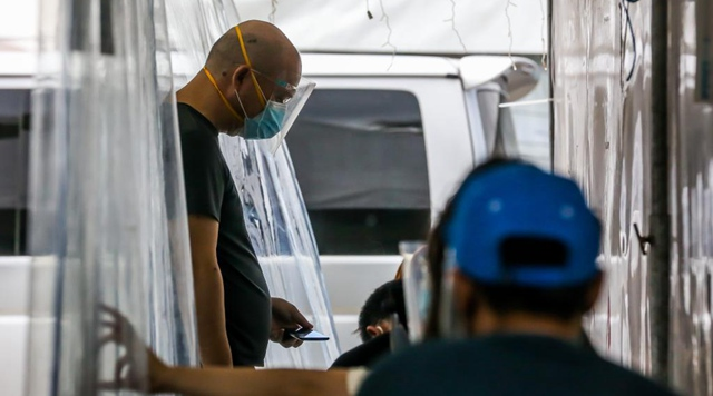 Philippines logs 12,674 new COVID-19 cases, total soars to 853,209