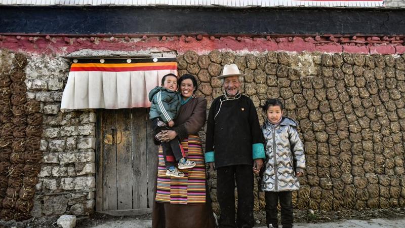 Former serf Dawa Gokye's new life in Tibet
